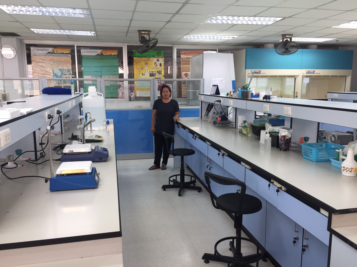 PDR Lab at F9 SUT_170610_0010